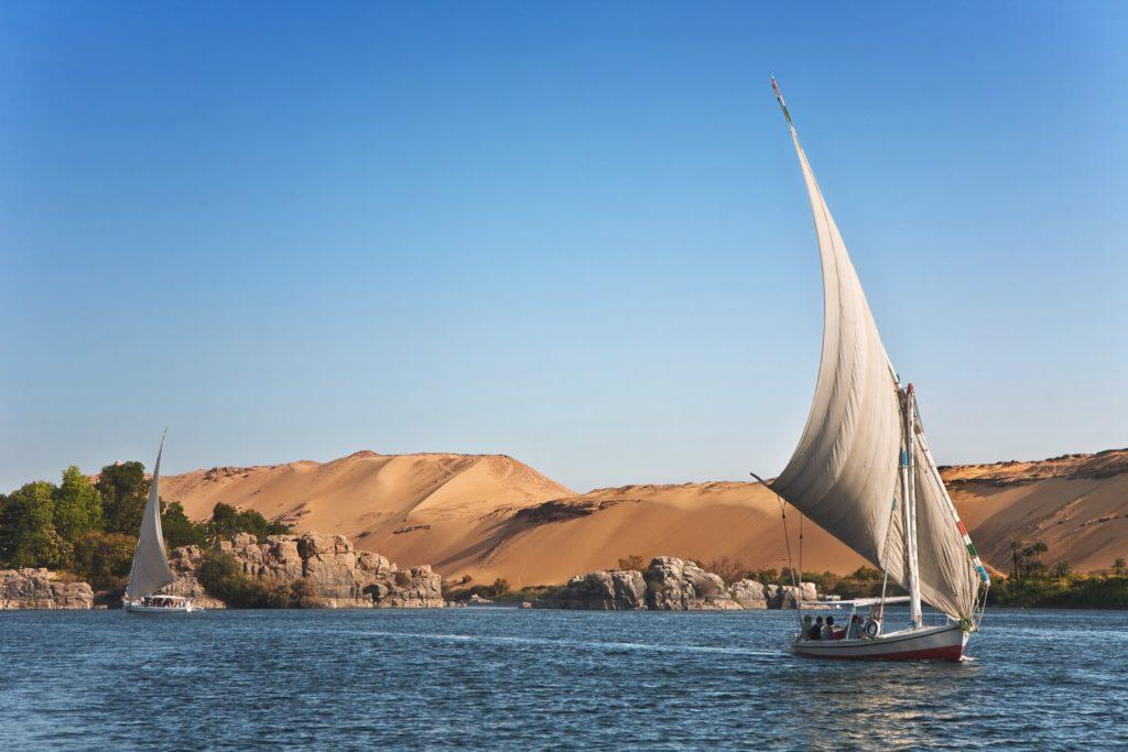 السياحة العلاجية في أسوان مصر