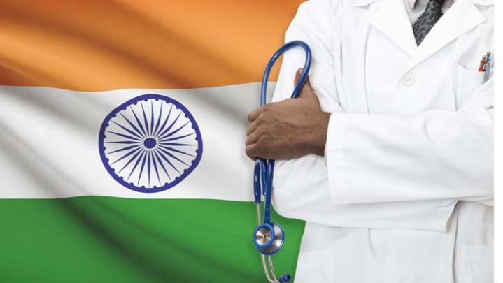 السياحة الأستشفائية في الهند