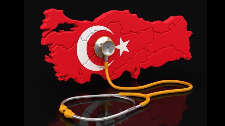 السياحة العلاجية في تركيا