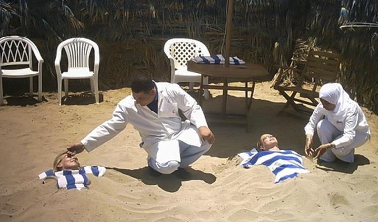 السياحة الأستشفائية في مصر