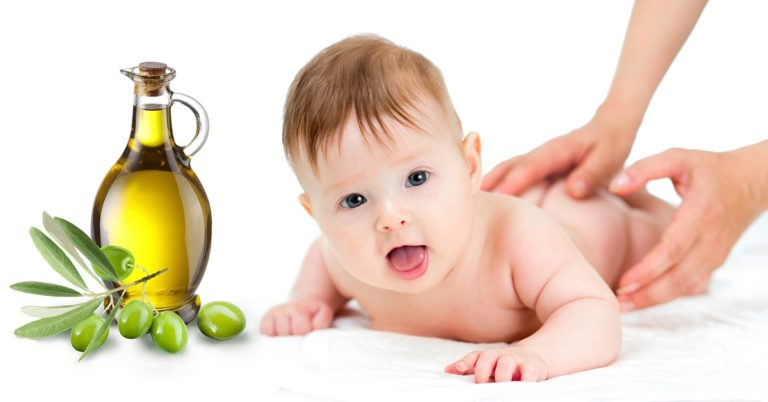 علاج الامساك عند الاطفال الرضع بزيت الزيتون