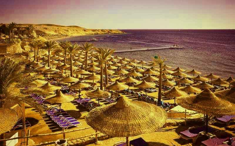 السياحة العلاجية في مرسى علم