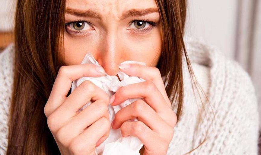 أعراض حساسية الانف