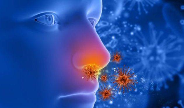 أعراض حساسية الانف والتخلص منها
