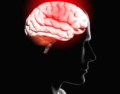 عدم تدفق الدم للمخ