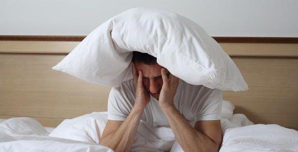 الحصول علي النوم الهادئ والمريح