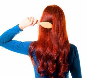 زيت لتكثيف الشعر