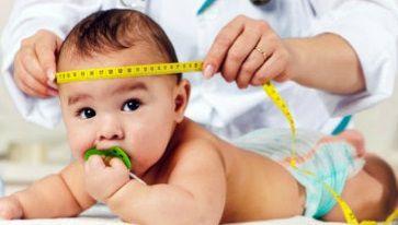 وزن الطفل في الشهر السادس
