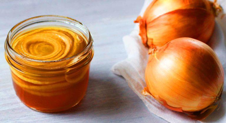 ما هي فوائد البصل الاحمر مع العسل