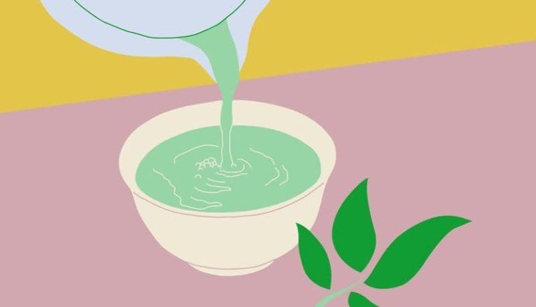 فوائد الشاي الأخضر للشعر والطريقة الصحيحة لاستخدامه