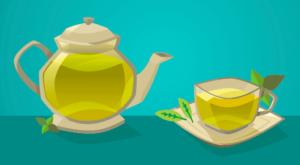 هل شرب الشاي الأخضر يؤثر على الضغط