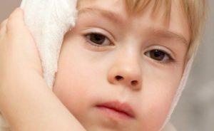 الوقاية من التهاب الاذن عند الاطفال
