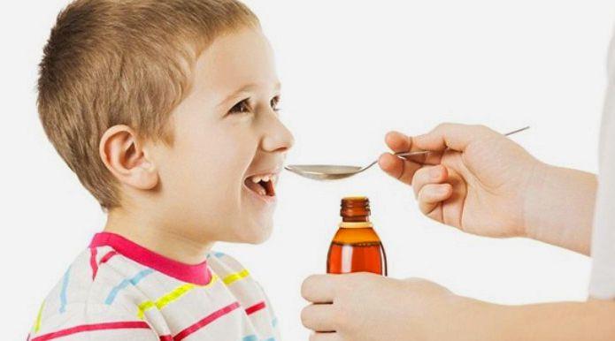 دواء كحة الأطفال الصغار والكبار 6 أنواع مختلفة