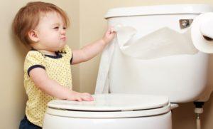 علاج الامساك عند الاطفال في المنزل