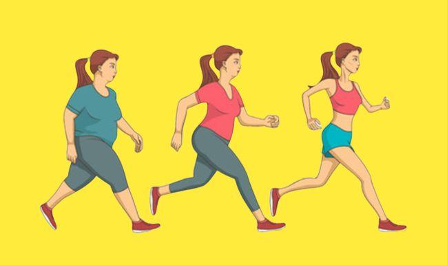 طريقة المشي الصحيح لفقدان الوزن فوائد المشي في انقاص الوزن