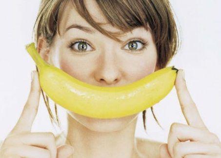 فائدة الموز للبشرة