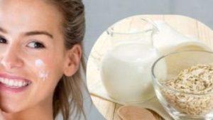 ماسك الحليب