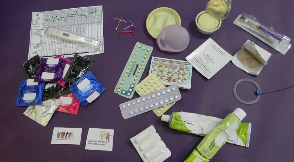 وسائل منع الحمل للمرضع