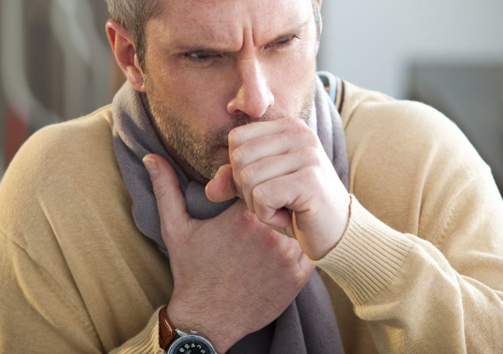 وصفات لعلاج الكحة المستمرة
