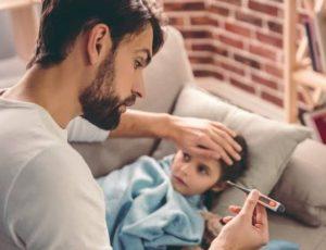 جميع طرق علاج السخونة عند الاطفال