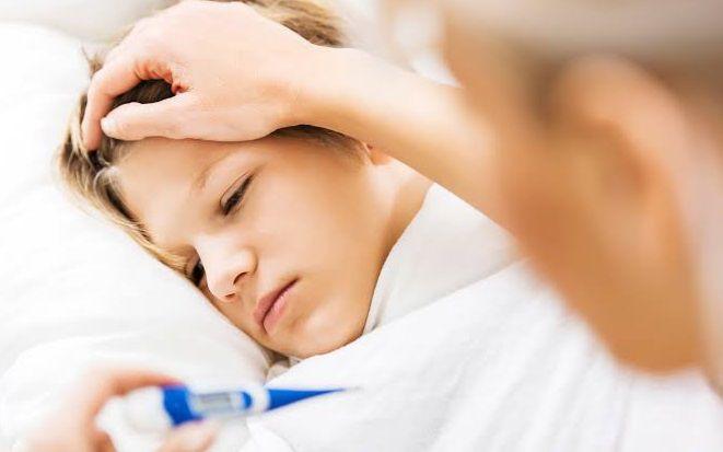 اهمية علاج السخونة عند الاطفال
