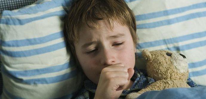 افضل طرق علاج الكحة عند الاطفال