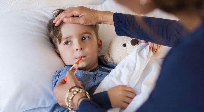 وسائل علاج السخونة عند الاطفال