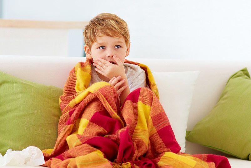 اهم النصائح لعلاج الكحة عند الاطفال