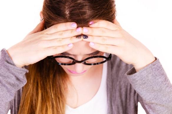 اسباب ثقل الراس والعينين