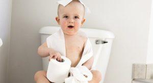 كيفية علاج الإسهال عند الاطفال