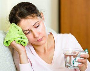علاج الصداع النصفي الايمن