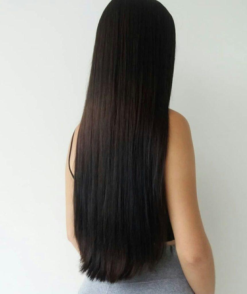 فيتامينات لتطويل الشعر وتكثيفه
