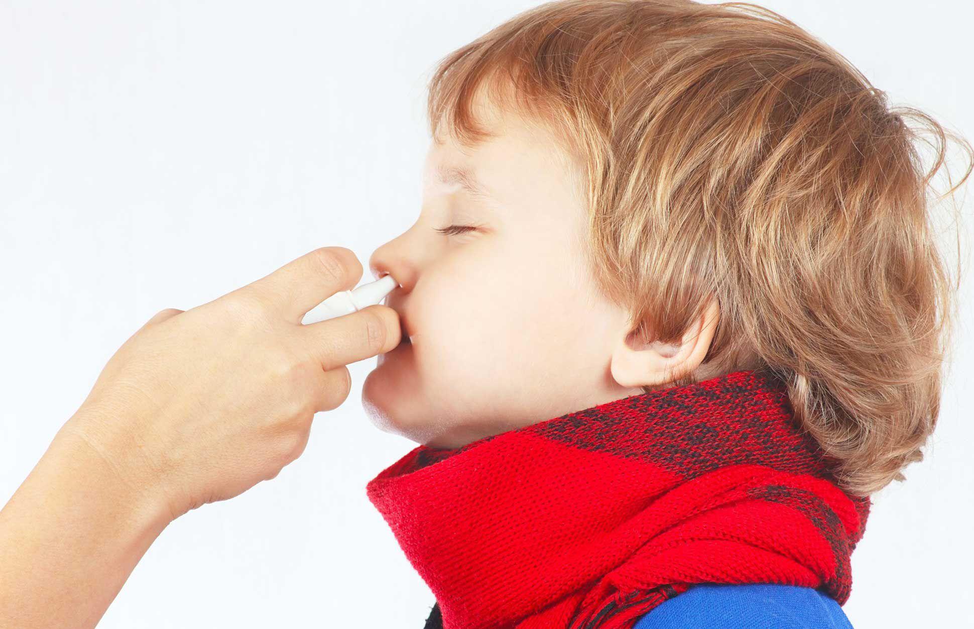 تخفيف الكحه عند الاطفال