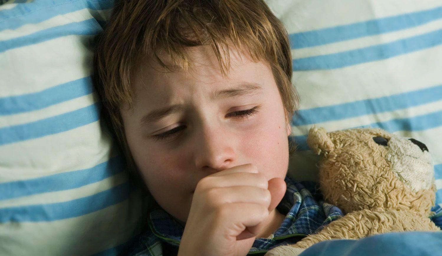ما هي اسباب حساسية الصدرية عند الاطفال