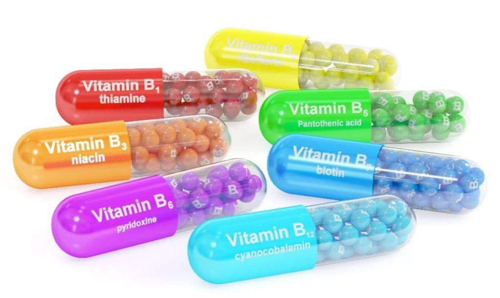وظائف الفيتامينات