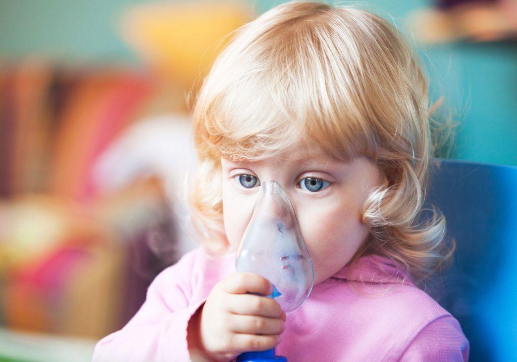 علاج حساسية الصدرية عند الاطفال