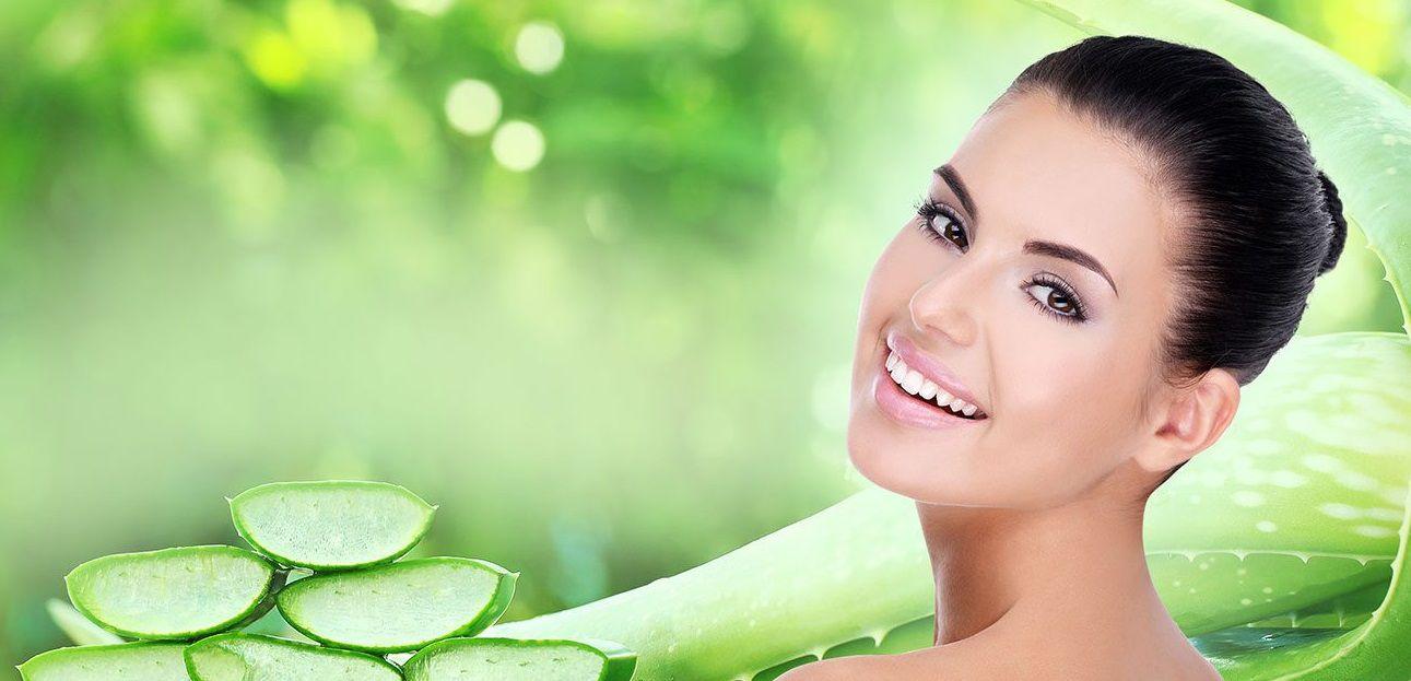 فوائد الألوفيرا للبشرة وللشعر