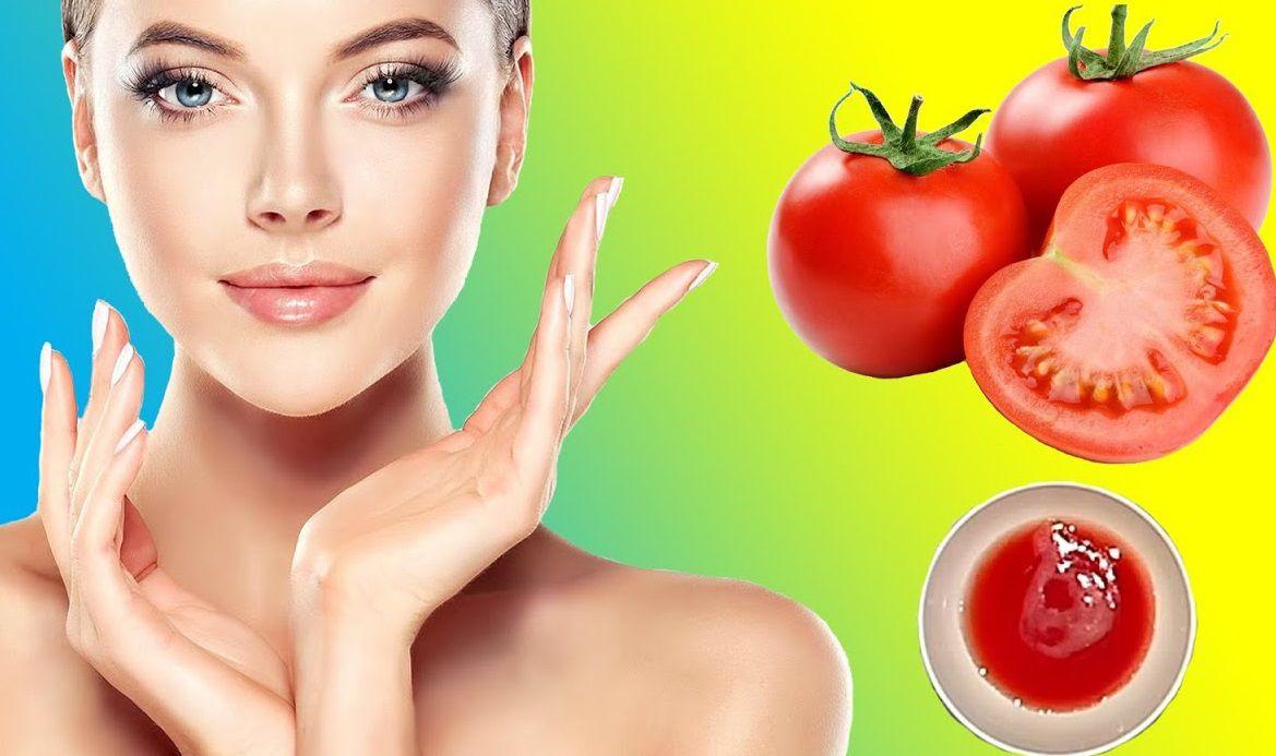 ما هي فوائد الطماطم للبشرة