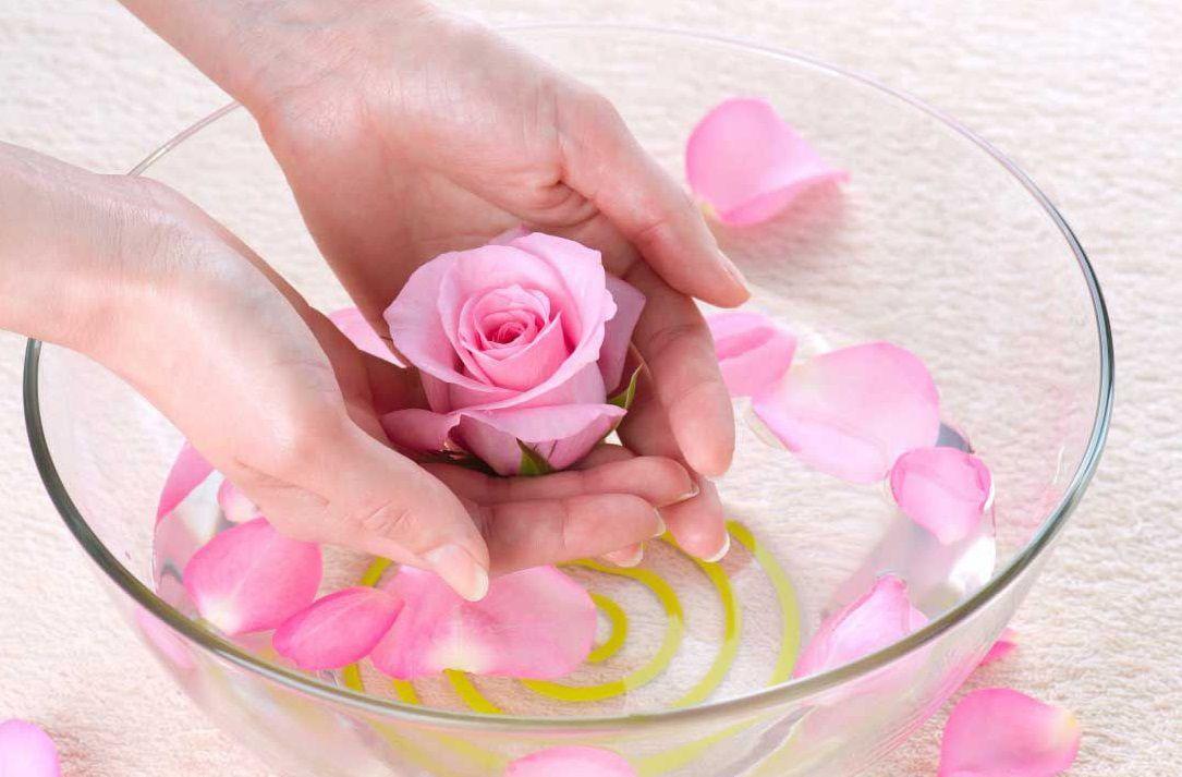 فوائد ماء الورد للرجال والنساء