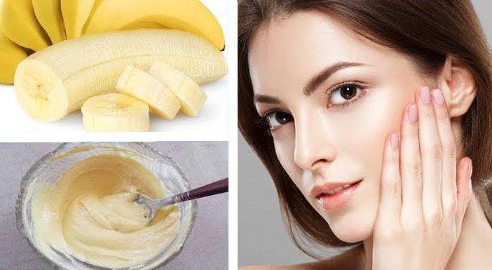 طريقة تحضيير ماسك الموز للبشرة