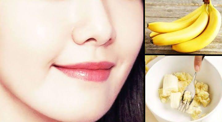طريقة تحضير ماسك الموز للبشرة والشعر ب 18 طريقة مختلفة