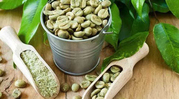 اضرار القهوة الخضراء البن