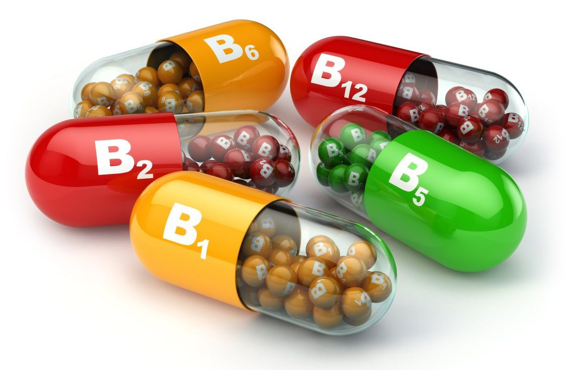 مصادر الفيتامينات