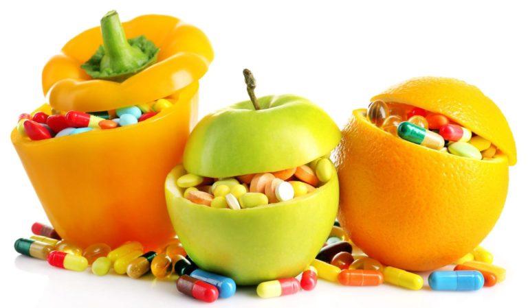 مصادر الفيتامينات من الطعام بالتفصيل