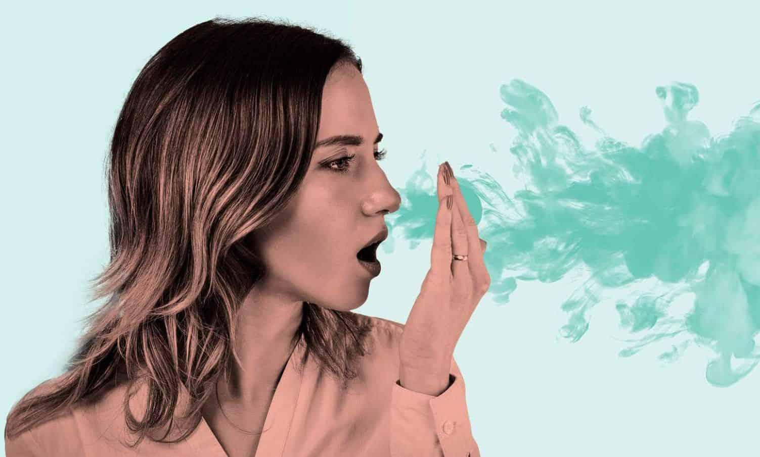 18 من اسباب رائحة الفم الكريهة