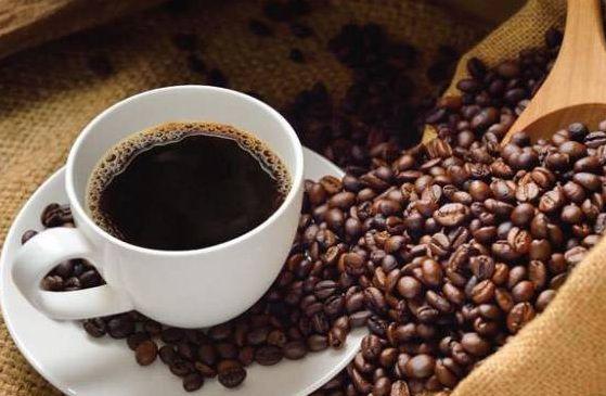 علاج انخفاض الضغط بالقهوة