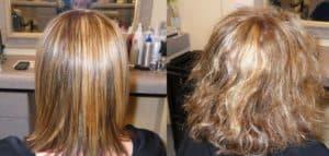 طرق تنعيم الشعر الجاف