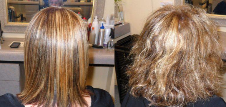 طرق تنعيم الشعر الجاف وتطويلة للنساء والرجال