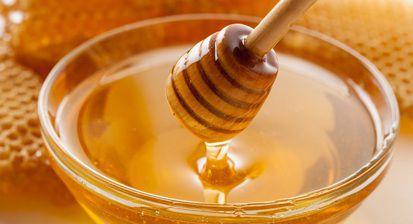 العسل لعلاج التهاب الحلق
