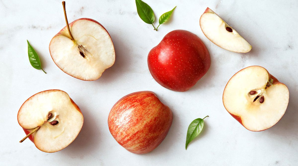كل فوائد التفاح والموز